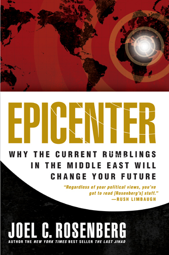 Epicenter by Joel C. Rosenberg